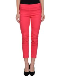 J Brand Casual Trouser - Lyst