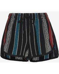 Rag & Bone Baja Stripe Shorts - Lyst
