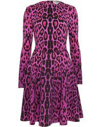 Alice By Temperley Gwen Dress purple - Lyst