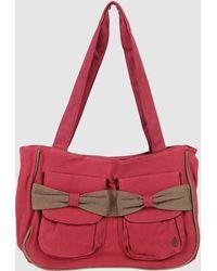 Volcom - Medium Fabric Bag - Lyst