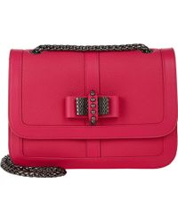Christian Louboutin Sweet Charity Shoulder Bag - Lyst