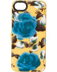Marc By Marc Jacobs Mirror Jerrie Rose Phone Case - Lyst