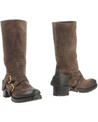 Prada Boots - Lyst