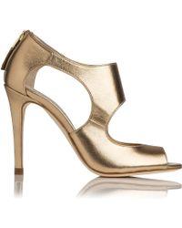 LK Bennett Alma Single Sole Sandals - Lyst