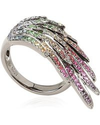 AS29 - Wing Collection Pinky Ring - Lyst