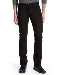 Hugo 677  Regular Fit 975 Oz Stretch Cotton Jeans - Lyst