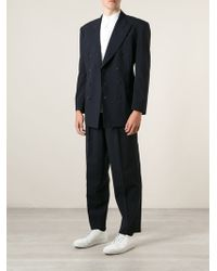 Jean Paul Gaultier - Double Breasted Suit - Lyst