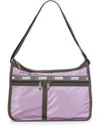 LeSportsac - Deluxe Everyday Two-tone Shoulder Bag - Lyst