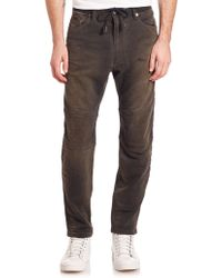 DIESEL | Moto Carrot Jogger Jeans | Lyst