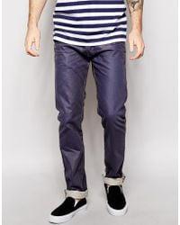 Diesel Jeans Belther Slim Fit Colour Mutation - Lyst