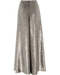 Temperley London   Sequin Culottes   Lyst