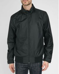 The North Face Black Diablo Wind Jacket - Lyst