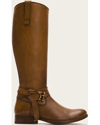 Frye | Melissa Knotted Tall | Lyst