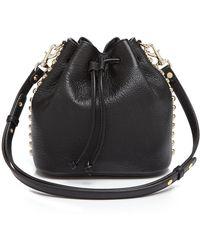 Rebecca Minkoff Shoulder Bag - Unlined Bucket - Lyst