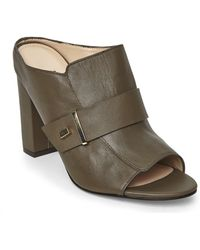 French Connection Olive Kadyn Mules - Lyst