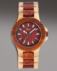 WeWood - Wooden Watch - Lyst