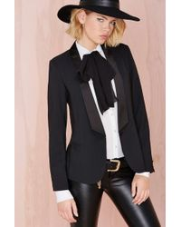 Nasty Gal Own It Blazer - Lyst