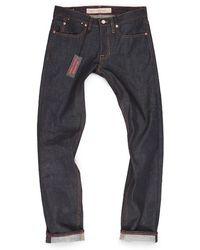 Williamsburg Garment Company - Limited Edition Raw Denim Jeans - Grand St - Lyst