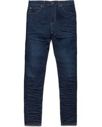 Edwin | Ed-85 Slim Tapered Blue Wash Jeans | Lyst