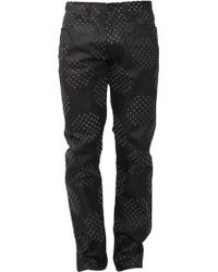 Sibling - Scar Spot Classic Stretch-Denim Jeans - For Men - Lyst