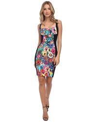 Just Cavalli dresses cocktail dresses - Lyst