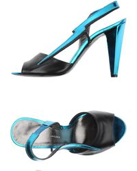 Marc By Marc Jacobs Sandals - Blue
