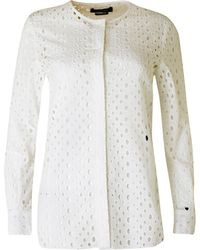 Isabel Marant White Camicia - Lyst