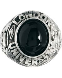 Love Bullets - London Stone Ring in Sterling Silver - Lyst