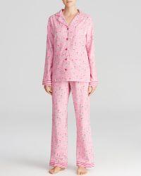 Munki Munki - Sock Monkey Flannel Pyjama Set - Lyst