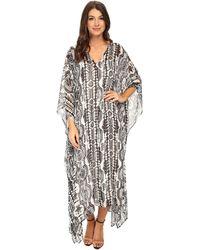 Rachel Zoe Black Philipa Dress - Lyst