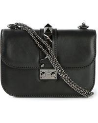 Valentino Glam Rock Nappa-Leather Shoulder Bag - Lyst