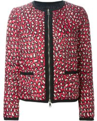 Moncler 'Miel' Reversible Padded Jacket - Lyst
