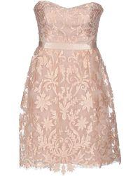 Notte by Marchesa | Short Dress | Lyst