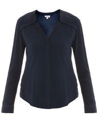 Splendid Ls Shirt - Lyst