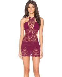 Lisa Maree - Drawn & Quartered Cover Up - Lyst
