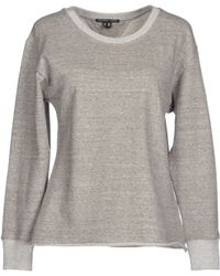 Theyskens' Theory Sweatshirt - Lyst