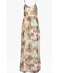 French Connection Miley Beach Maxi Dress - Lyst