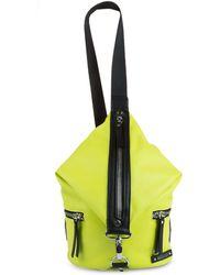 Kenneth Cole Reaction - Bondi Girl Mini Faux Leather Sling Bag - Lyst