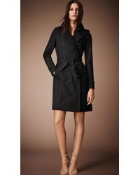 Burberry The Kensington - Long Heritage Trench Coat - Lyst