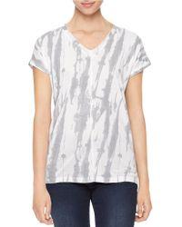 Calvin Klein Jeans Tie Dye T-Shirt - Lyst