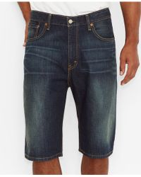Levi's 569 Loose-Fit Springstein Shorts - Lyst
