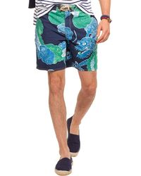 Ralph Lauren Polo Palm Island Dragon-print Swim Trunk - Lyst