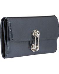 Balenciaga Maillon Money Wallet - Lyst