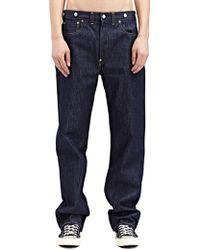 Levi's New Season - Levi'S Vintage Mens Classic Fit 1933 501 Raw Washed Selvedge Denim Jeans - Lyst