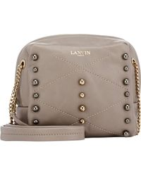 Lanvin Sugar Mini Crossbody Bag - Lyst