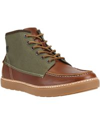 Timberland Ek Hudston Leather and Fabric Chukka - Lyst