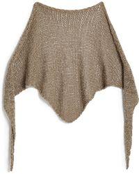 Eileen Fisher Handkerchief Scarf - Lyst