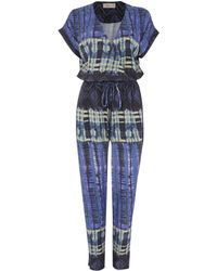 Label Lab | Reflection Printed Jumpsuit | Lyst