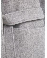 Mango - Wool Overcoat - Lyst