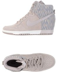 Nike - High-Tops & Trainers - Lyst